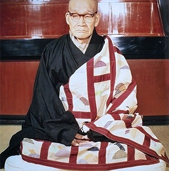 THE KESA BY MASTER KODO SAWAKI