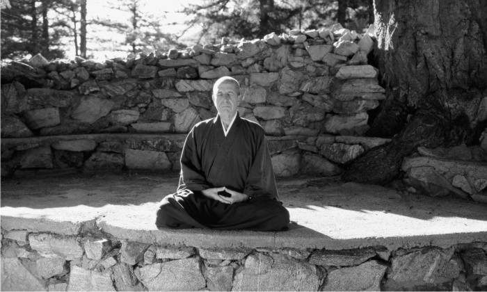 Leonard Cohen: portrait of a zen monk