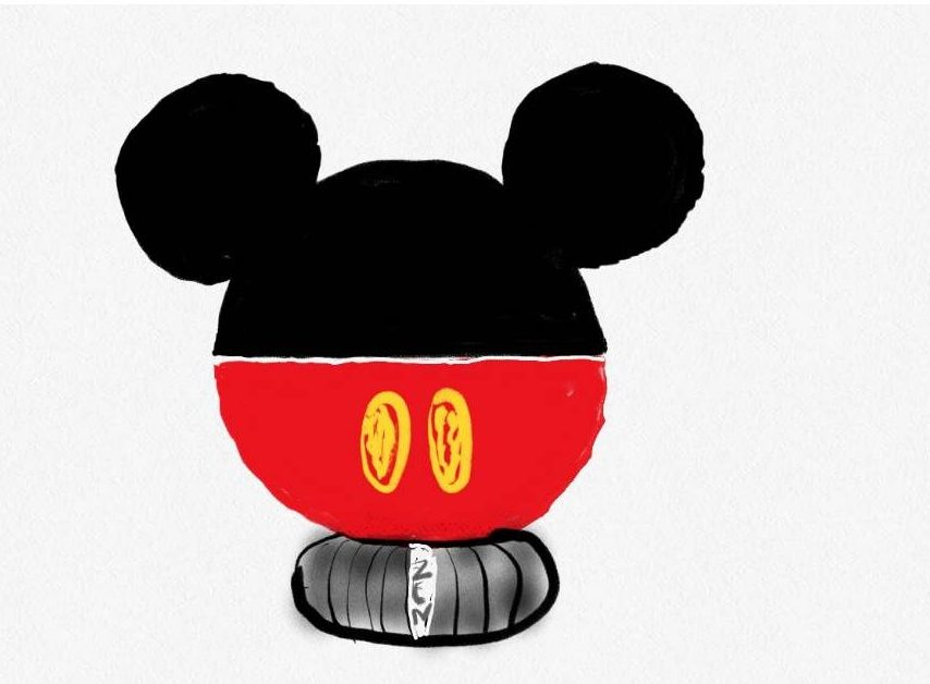 No soy Mickey Mouse