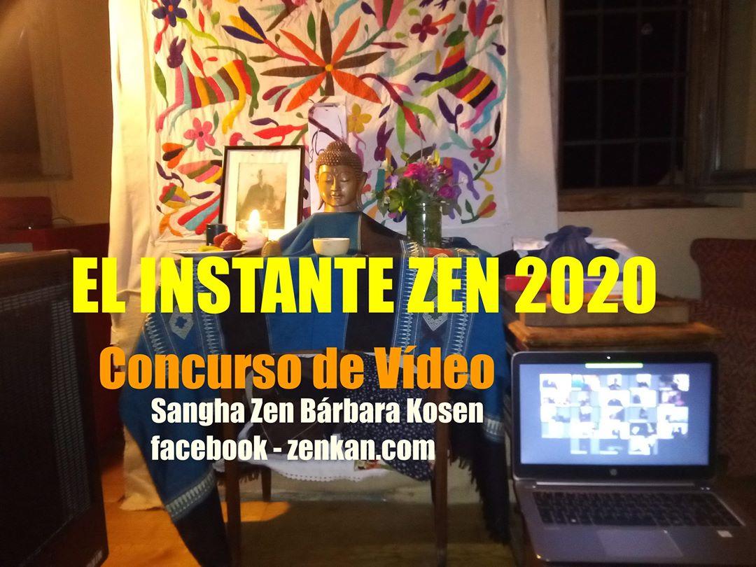 IX CONCURSO INTERNACIONAL – VIDEO – EL INSTANTE ZEN 2020