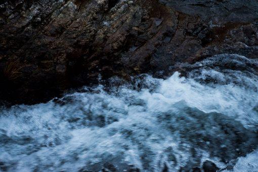 LOS POEMAS DE DAICHI: 45. Baku sen – La cascada de agua