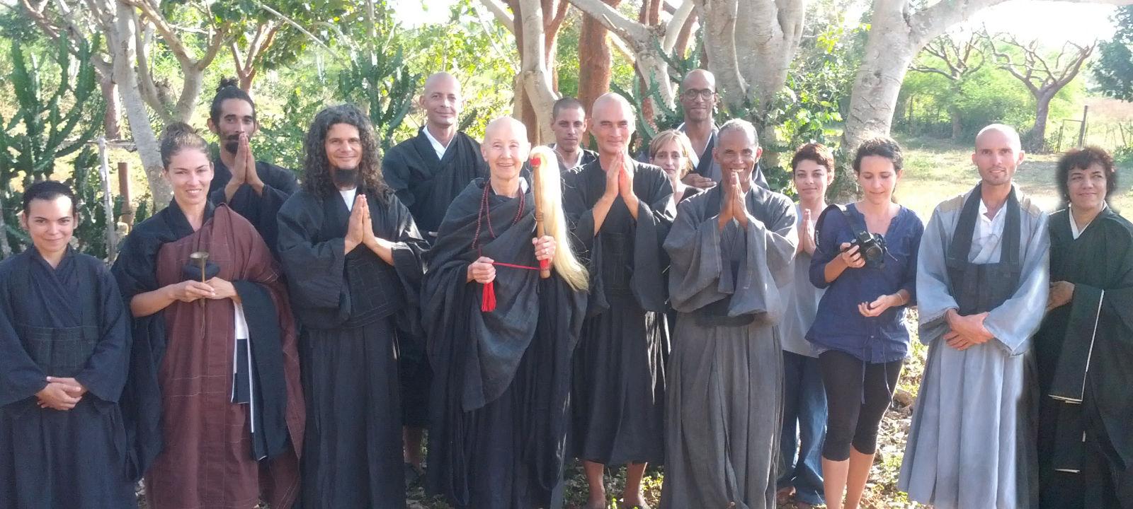 Centro Zen en Cuba